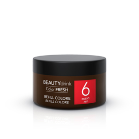 BEAUTY DRINK COLOR FRESH 6 ROSSO