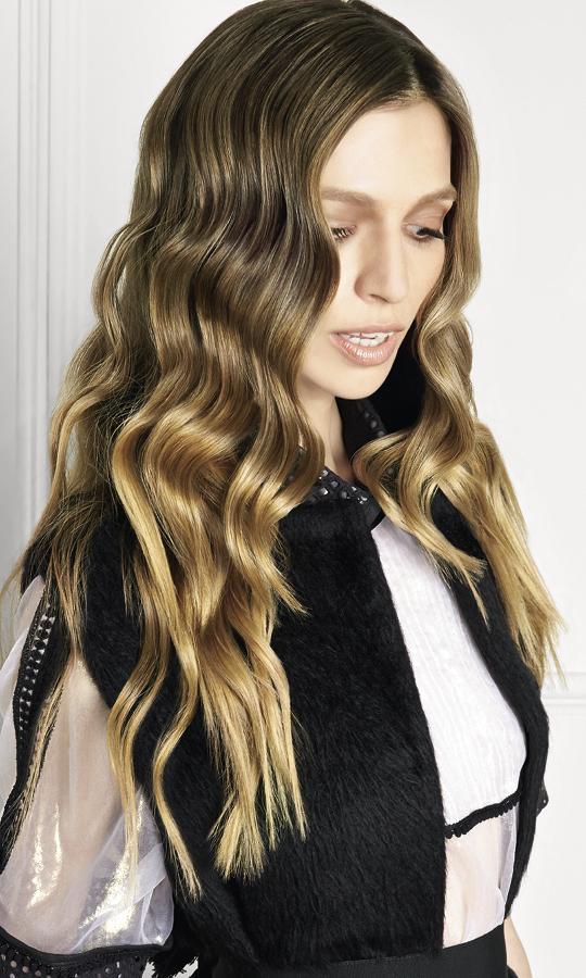 Cura laser di una perdita di capelli