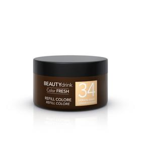 BEAUTY DRINK COLOR FRESH 34 Dorato Rame - 200 ml