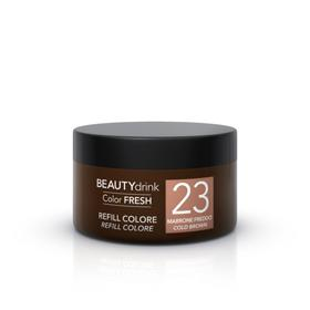 BEAUTY DRINK COLOR FRESH 23 Marrone Freddo - 200 ml